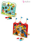 Wooden Throwing Bean Bag Stand Traditional Toy Target Aiming Game Childrens Kids
