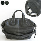 Women's Celebrity-style Nightingale Satchel Shoulder bag Real lambskin Leather