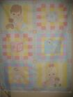 Precious Moments Baby Girl Boy design cotton quilting fabric panel *Choose