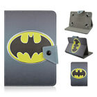 Folding Flip Super Hero Cute Cartoon Leather Case Cover For 7