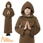 Child Monk Costume Horrible Histories Book Day Week Fancy Dress Medieval Outfit