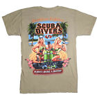 Scuba Dive Shirt Amphibious Outfitters Back up Twins S-2XL Just 1 of 200 Styles