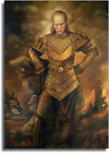 Ghostbusters Vigo the Carpathian Framed Large CANVAS PRINT-A0 A1 A2 A3 A4 Sizes
