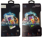 Authentic LifeProof Fre WaterProof Case for Galaxy S5 Black or White