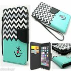 "Luxury Leather Stand Case Card Wallet Cover for Apple iPhone 6/6 Plus 4.7""/5.5"""