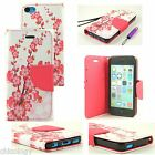iPhone 6 & iPhone 6 Plus Leather Wallet Card Holder Flip Stand Case Cover