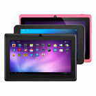 7 Dual Core Google Android 4.2 Tablet PC 4GB A23 Dual Camera WiFi Touch SE