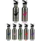 Personalized Custom Ping Pong Stainless Steel 20 Oz Sport Water Bottle Gift