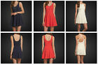 New Hollister by Abercrombie Women McGrath beach Skater Dress Sizes XS S M L