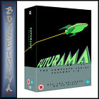 FUTURAMA - COMPLETE SERIES - SEASONS 1 2 3 4 5 6 7 & 8 **BRAND NEW DVD BOXSET***