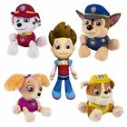 New Paw Patrol Pup Pals Basic 18cm Soft Plush Toys - Select Character