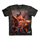 Kyпить The Mountain Fire Dragon Adult Unisex T-Shirt на еВаy.соm