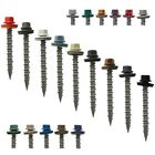METAL ROOFING SCREWS: 2