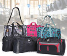 5 Cities 32L Lightweight Gym Sports Workout Weekend Bag Holdall Fitness Class PE