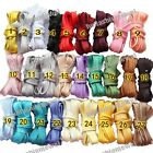37color pick 10yards Satin lip cotton fabric Cord Edge Piping Rope Sewing trims