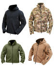 Tactical Recon Hoody Military Zip Up Fleece Hoodie