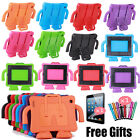 Overalls Kids Shock Proof EVA Thick Foam Handle Stand Case for Apple IPAD 2 3 4
