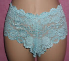 Camille Lemon or Light Blue Lace Shorts Sizes 16 and 18 RRP £4.99