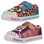 Skechers Twinkletoe Infant Girls Pumps Critter Buds