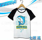 NEW Free! Iwatobi Swim Club Haruka Nanase Cosplay Costume Unisex Cotton T-shirt