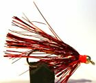 ICE FLIES Streamer fly, Rindill. Available in size 2 - 10 (3-pack)