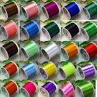 80 Yard Colors Elastic String Cord Thread Fit For Jewelry Beads Making Womens