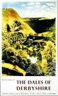 Vintage Dales of Derbyshire Railway Poster A3 / A2  Reprint