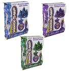 New Kinetic Sand 1lb Shimmering Sapphire, Emerald & Amethyst - Select Colour