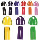 Mens Womens Running jogging Track Suit warm up pants jackets gym training wear X