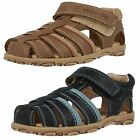 Boys Startrite Leather Sandals Angler