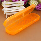 Portable Bathroom Toothbrush Toothpaste Holder Travel Chopstick Spoon Case TW