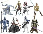STAR WARS CLONE WARS 2003 FIGURE COMPLETE MINT YOU CHOOSE