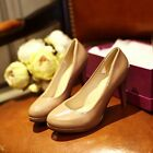 NEW Stunning Womens Patent High Heels Shoes Sz 2-11(A44098)