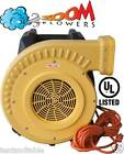Bounce House Blowers (Select Your HP) Zoom XLT Commercial Air Fan