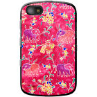 Indian Elephants Hard Case For Blackberry Models