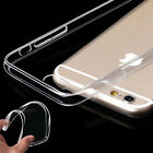 For APPLE iPhone 5s/5 6 6 Plus Case Ultra Thin Clear Transparent Soft TPU Cover