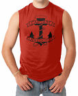 Captain Awesome - Sailor Hat Boat Anchor Men's SLEEVELESS T-shirt