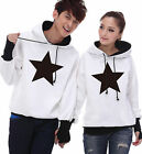 4 Colors Fashion Lovers Couples Hoodie Leisure Thick warm Women Men EMB6091