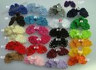 Lots Chinese frog closure fasteners knot buttons handmade cheongsam 25color pick