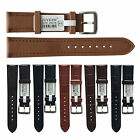 18mm,20mm,22mmCalfskin Genuine Leather cuir bracele Replacement Watch Band Strap