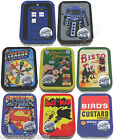 Jigsaw Puzzle in a Tin Retro Mini Game 150 Pieces Licensed Comics Vintage Food