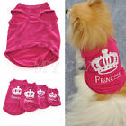 New Summer Various Vest Pet Small Dog Cat T Shirt Clothes Puppy Dress Apparel