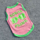 Pet Summer Various Vest Small Dog Cat T Shirt Clothes Puppy Dress Hoodie Apparel