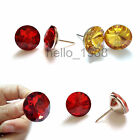 20pcs 25mm Glass Sofa Button Nail Sofa Decor Headboard Wall Decor Upholstery