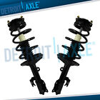 2005+2006%2D2010+Toyota+Sienna+FWD+Front+Strut+%26+Spring+Assembly+Pair+7+Passenger