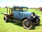 Ford+%3A+Model+A+Standard+2%2DDoor+1931+aa+ford+model+a+flat+bed