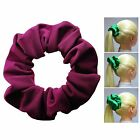 Magenta Soft & Silky Scrunchie Ponytail Holder Hair Accessories 50+ Colors