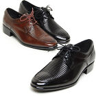 sdd0616  Genuine leather slim oxford 3.5cm dress shoes Made in korea