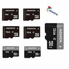 Adata MicroSD 4GB/8GB/16GB/32GB/64GB T-Flash Memory Card Class4+Clas10 Genuine