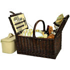 Buckingham 4-Person Picnic Basket